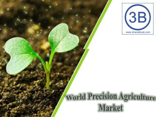 Discount on World Precision Agriculture Market