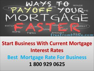 Mortgage Rate Calculator In Canada