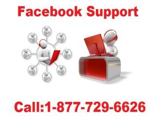 Facebook Tech Support 1-877-729-6626 Works Irrespective Of Time Constrains