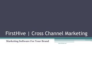 Marketing Software For Your Brand