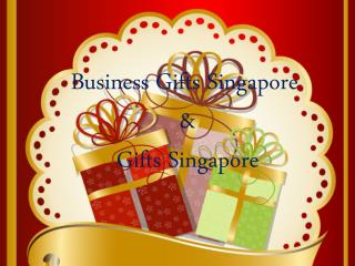 Trustedcorporate gift Singapore Supplier