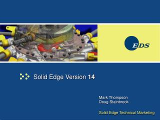 Solid Edge Version  14