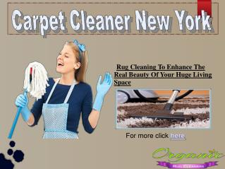 Carpet Cleaner New York