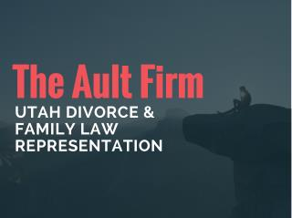 Salt Lake City Divorce Lawyers