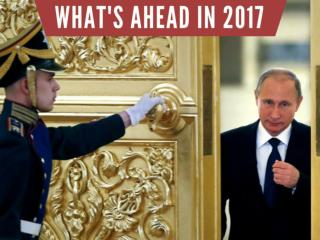 What's ahead in 2017