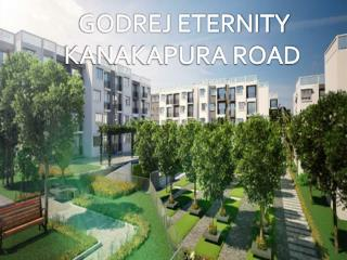 Buy Residential Abodes | Call: ( 91) 9953 5928 48 Godrej Eternity, Bangalore
