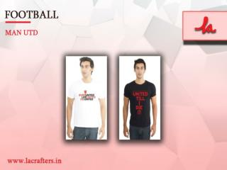 Manchester United Tshirts Online India, Real Madrid Tshirts India