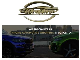 Car graphics | Car wrap decals Toronto | Toronto wraptors