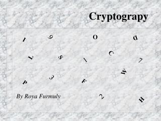 Cryptograpy