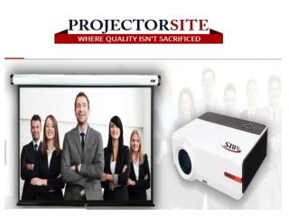 Mini projectors - projectorsite.co.uk