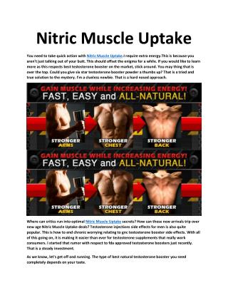 http://www.healthoffersreview.info/nitric-muscle-uptake/