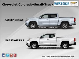 Chevy Colorado Review & Price Houston TX Dealer.