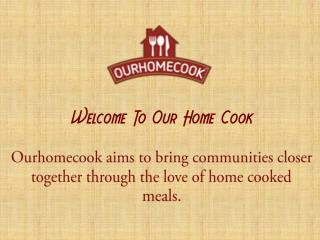 Get your favorite recipes featured on Valerie's Home Cooking on Ourhomecook