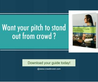 Entrepreneurs guide to fundraising by Crowdinvest