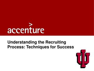 Understanding the Recruiting Process: Techniques for Success