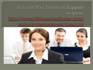 Outlook Mail Customer Support Help Center
