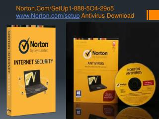Norton.com/ seTuP security solutions@1888-504-2905