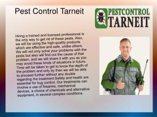Pest Control Tarneit