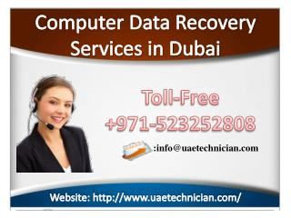Call: 971-523252808 Computer Data Recovery Services in Dubai