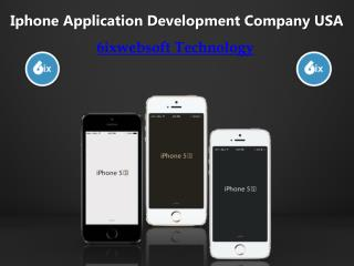 iOS and Android Apps Development Company