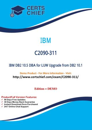C2090-311 Exam Test Practice Download