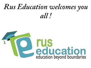 Rus Education | MBBS Admissions are open in Russia