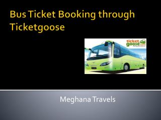 Meghana Travels