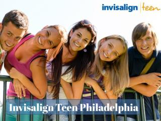 Invisalign Teen philadelphia - Orthodontics Limited