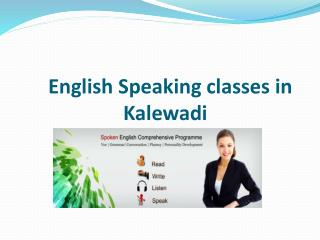 English Speaking Classes at Kalewadi Thergaon | Pune Training Institute