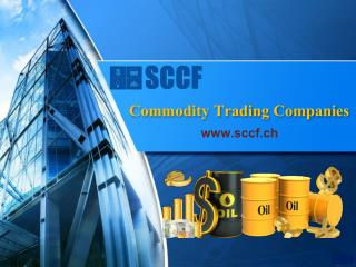 Commodity Trading Companies