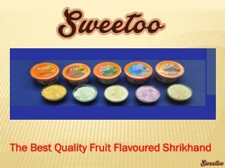 Shrikahnd and Customized Chocolates by Sweetoo