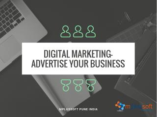 Digital Marketing Company in Pune - Advertise your Business