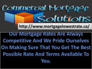 1st, And 2nd Mortgages Refinancing And Debt Consolidation