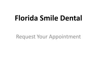 Florida smile dental