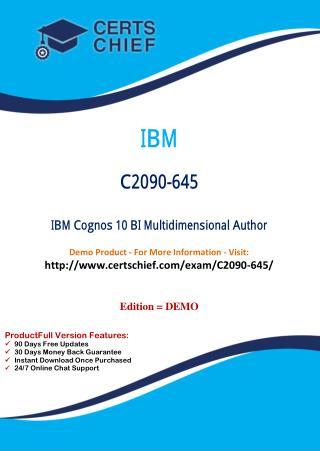 C2090-645 Latest Certification Dumps Download