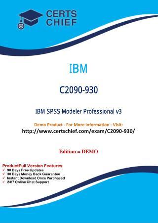 C2090-930 Latest Certification Dumps Download