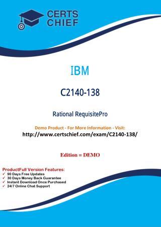 C2140-138 Latest Certification Dumps Download