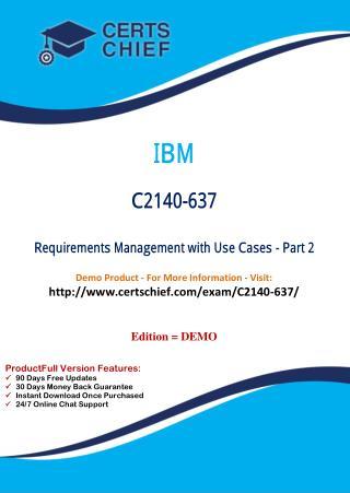 C2140-637 Latest Certification Dumps Download