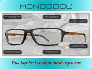 Find perfect bespoke eyewear