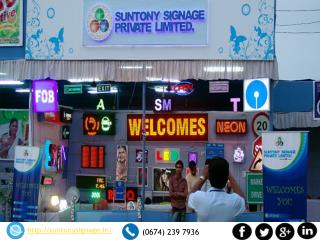 Get reputable Signage Company In Bhubaneswar