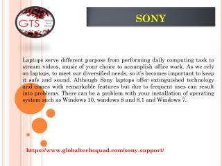 sony support, sony support number, sony tech support