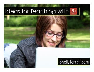 Using Google Plus with Learners