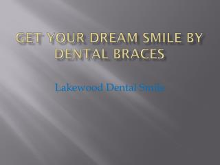 Straighten Your Teeth with Orthodontic Treatment