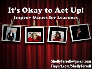 Improv Games for the Language Classroom