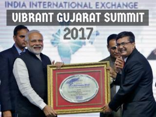 Vibrant Gujarat summit 2017