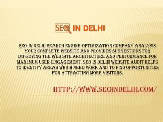 Cheap SEO Services in Delhi