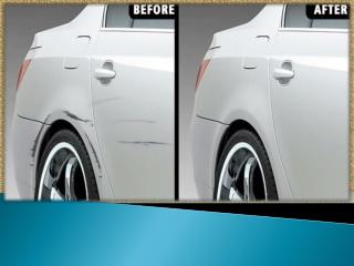 Car Paint Scratch Repair - Auto Body Repair Vancouver