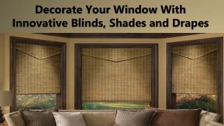 Fifty Shades And Blinds