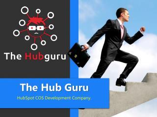 HubSpot COS Design & Development Company - The Hub Guru