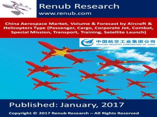 China Aerospace Market